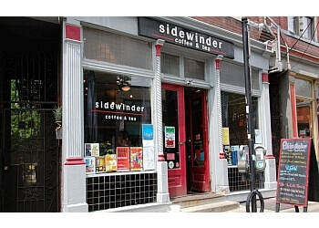 Cincinnati cafe Sidewinder Coffee