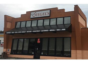 Cedar Rapids pawn shop Siegel's Jewelry & Loan