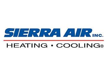 Reno hvac service  SIERRA AIR INC.