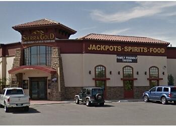 Reno sports bar Sierra Gold