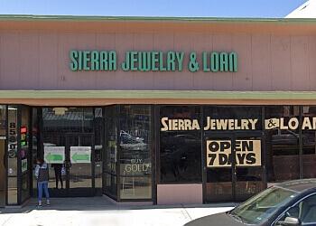 Fontana pawn shop Sierra Jewelry & Loan