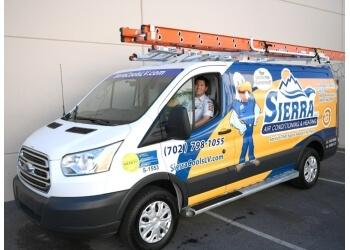 Las Vegas hvac service SIERRA LLC AIR CONDITIONING & HEATING, LLC