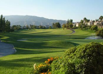 Fontana golf course Sierra Lakes Golf Club