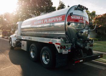 Fresno septic tank service Sierra Pumping Service