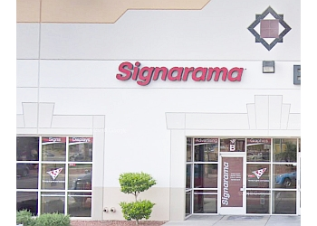 North Las Vegas sign company SIGNARAMA