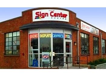 Boston sign company Sign Center Boston