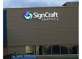 Indianapolis sign company Sign Craft Industries Inc.