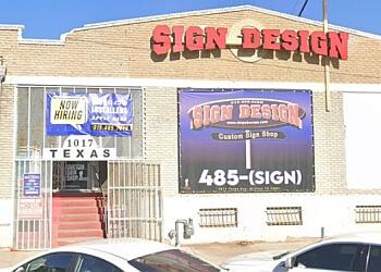 El Paso sign company Sign Design
