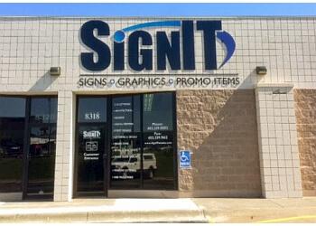 Omaha sign company SignIT