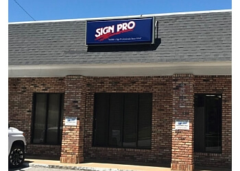 Mobile sign company Sign Pro