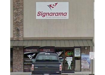 Baton Rouge sign company Signarama