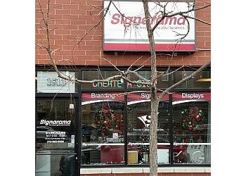 Chicago sign company Signarama