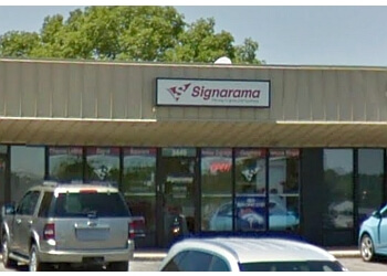 Colorado Springs sign company Signarama