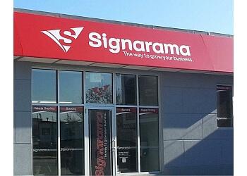 Indianapolis sign company Signarama