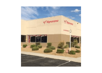 Las Vegas sign company Signarama