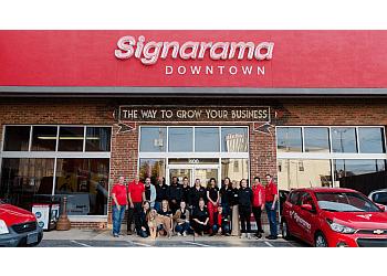 Santa Ana sign company Signarama