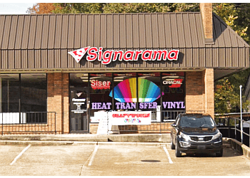 Shreveport sign company Signarama