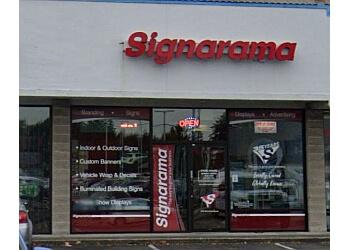Tacoma sign company Signarama