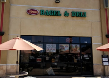 Escondido bagel shop Signature Bagel & Deli