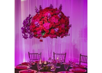 McAllen wedding planner Signature Event Lighting