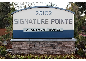 Kent apartments for rent Signature Pointe