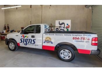 San Antonio sign company Signs Of SA