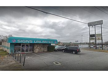Columbus sign company Signs Unlimited
