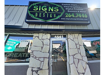 Wichita sign company Signs and Design
