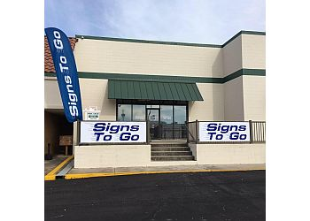 Montgomery sign company Signs to Go