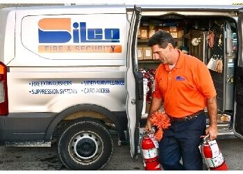 Akron security system Silco Fire & Security