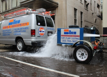 Cincinnati security system Silco Fire & Security