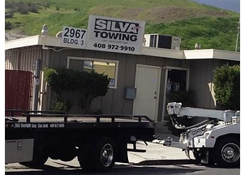 San Jose towing company Silva Bros. Towing