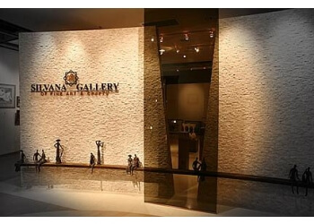 Silvana Gallery Glendale Places To See