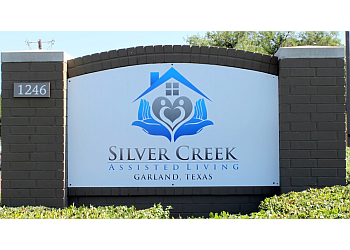 Garland assisted living facility Silver Creek Assisted Living