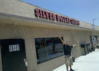 El Monte sports bar Silver Dollar Saloon