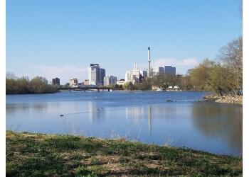 Rochester public park Silver Lake Park