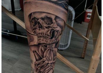 Concord tattoo shop Silver Needle Studios