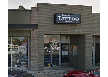 Concord tattoo shop Silver Needle Studios