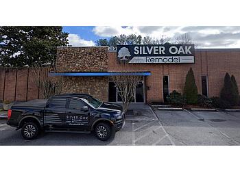 Atlanta custom cabinet Silver Oak Remodel