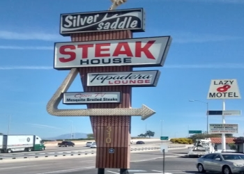 Tucson steak house Silver Saddle Steakhouse