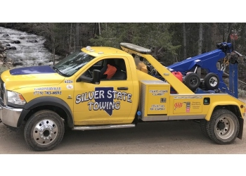 Reno towing company Silver State Towing