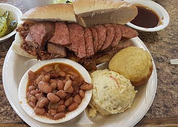 Corpus Christi barbecue restaurant Silverado Smokehouse