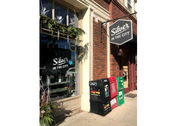 Indianapolis gift shop Silver in the City