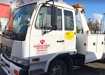 Oakland towing company  Silverline Towing