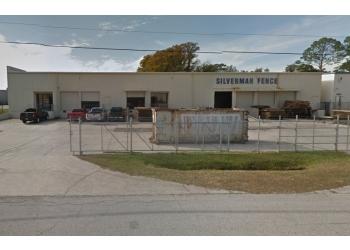 Jacksonville fencing contractor Silverman Fence