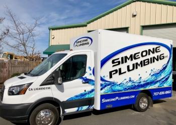 Santa Rosa plumber Simeone Plumbing, Inc.