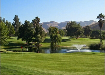 Simi Valley golf course Simi Hills Golf Course