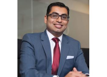 Orange divorce lawyer Simon Aziz Budhwani, Esq