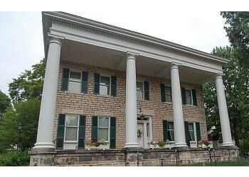 Akron landmark Simon Perkins Stone Mansion