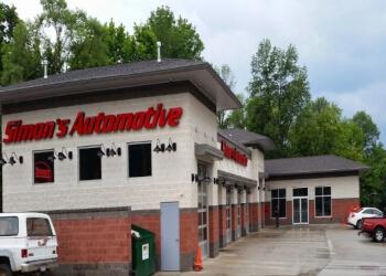 Cleveland car repair shop Simon's autoservice